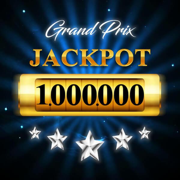 GRAND PRIX Jackpot
