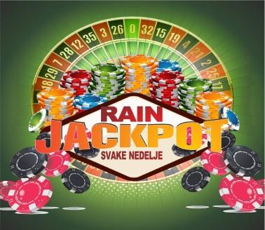 RAIN JACKPOT