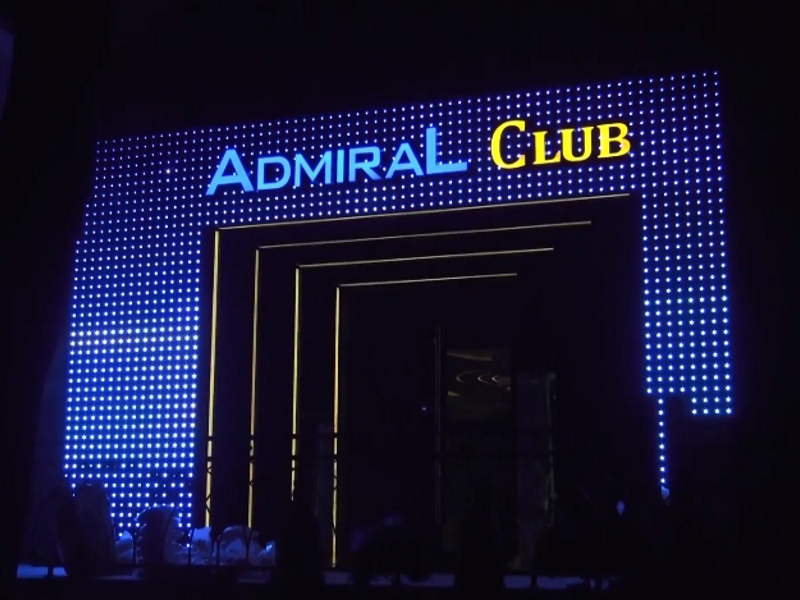 Novi Admiral klub u Subotici