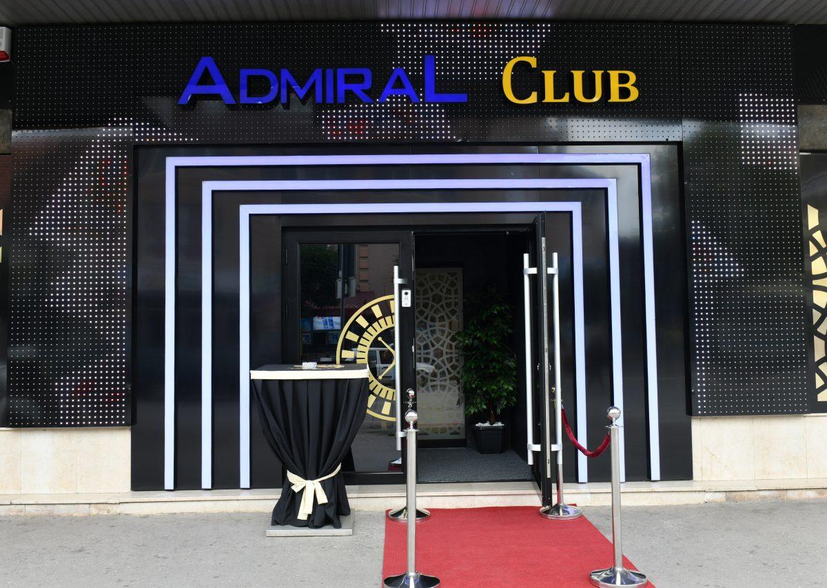 Admiral klub Paraćin