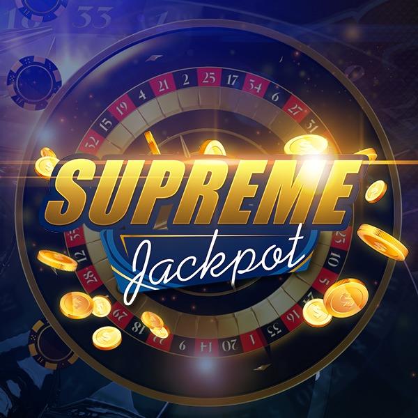 SUPREME Jackpot