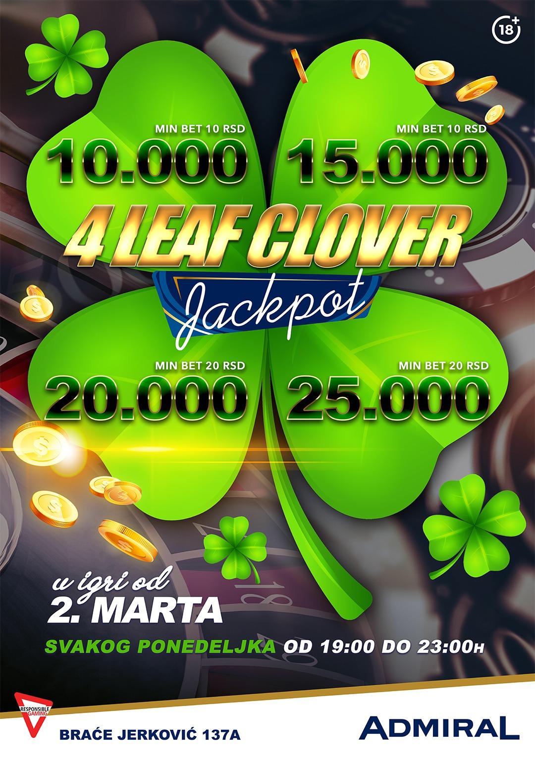 4 leaf clover – jerkovic