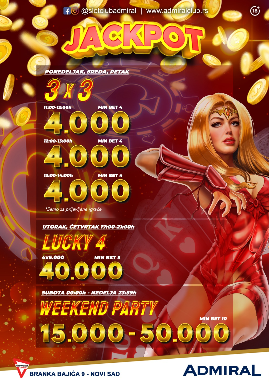 3×3-lucky4-weekendparty