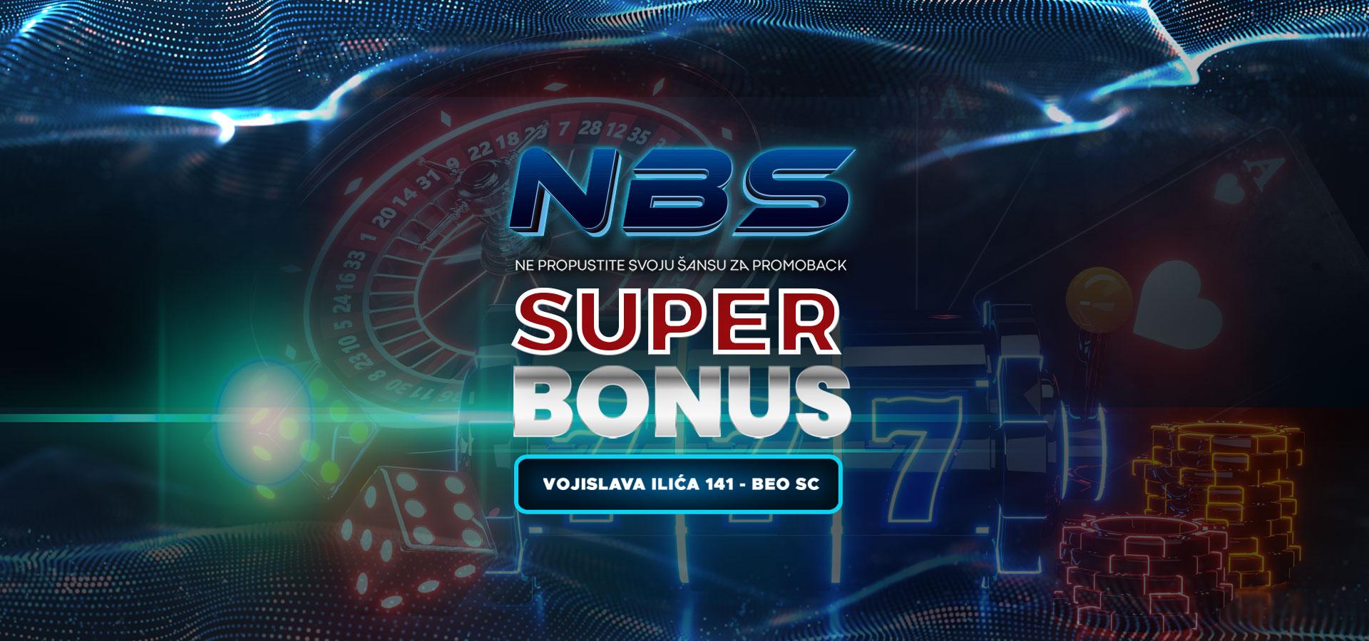 Slider NBS SRB