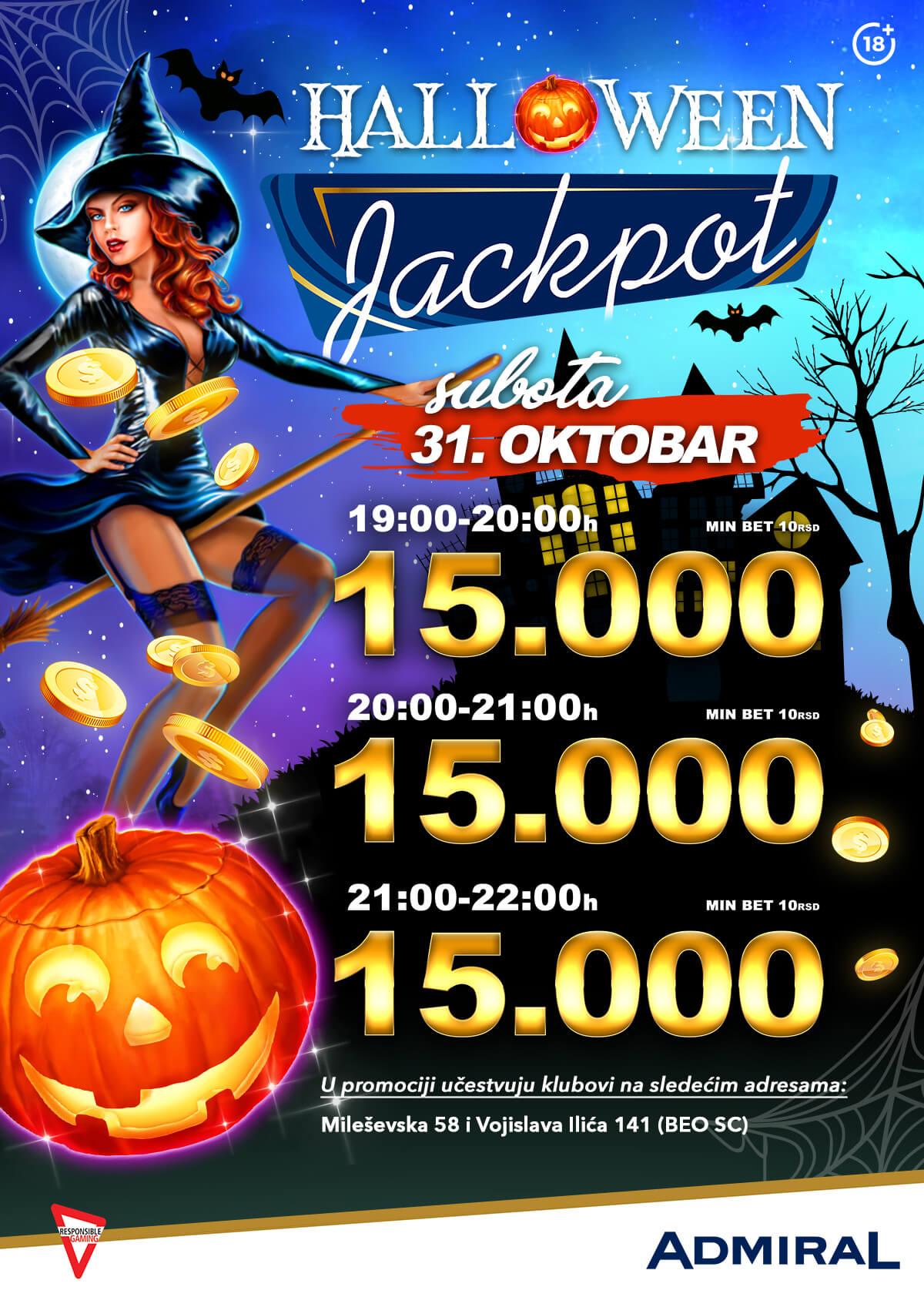 Halloween JP Mileševska