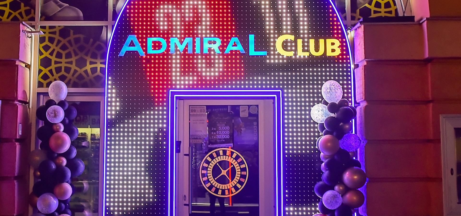 Novi Admiral klub u Somboru